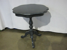 Painted table, £38
