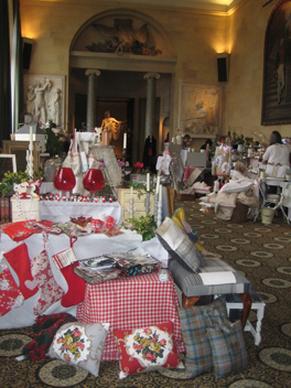 Vintage Treasures at Woburn Abbey
